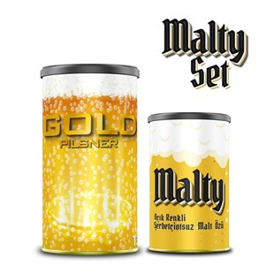 Gold Malty Set